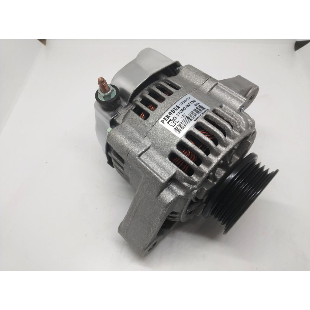 ALTERNATOR PERODUA VIVA 660cc, 850cc,1000cc