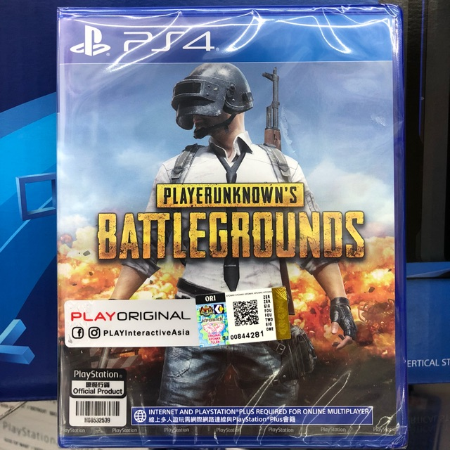 Ps4 Playerunknown S Battlegrounds R3 Pubg New Sealed