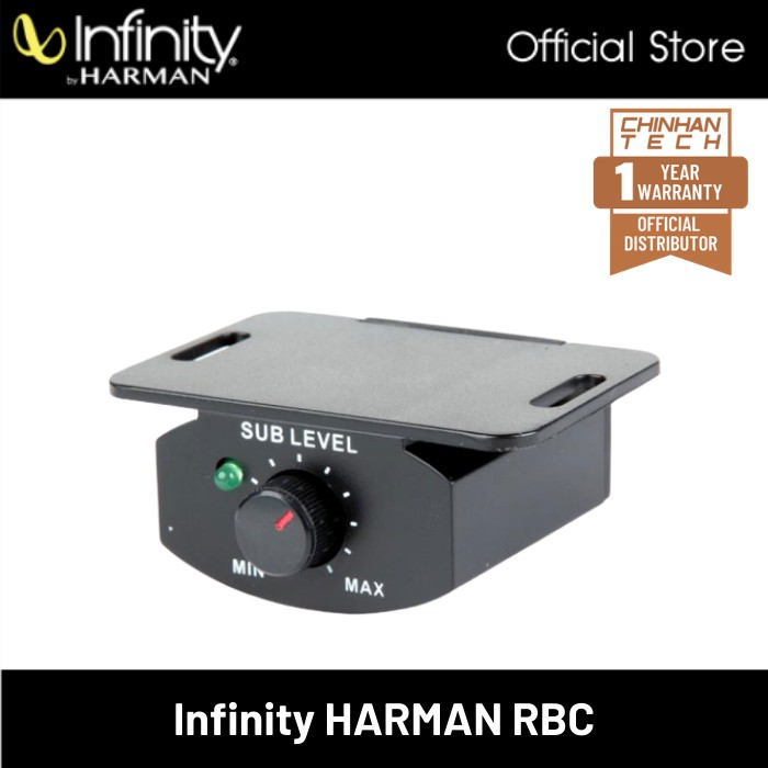 Harman RBC Wired remote Subwoofer level control