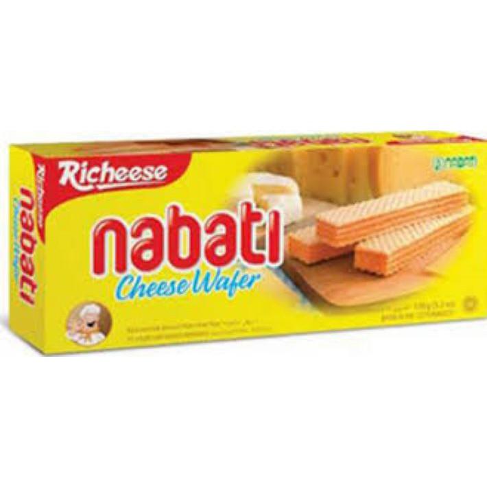 Richeese Nabati Cheese Wafer 150g