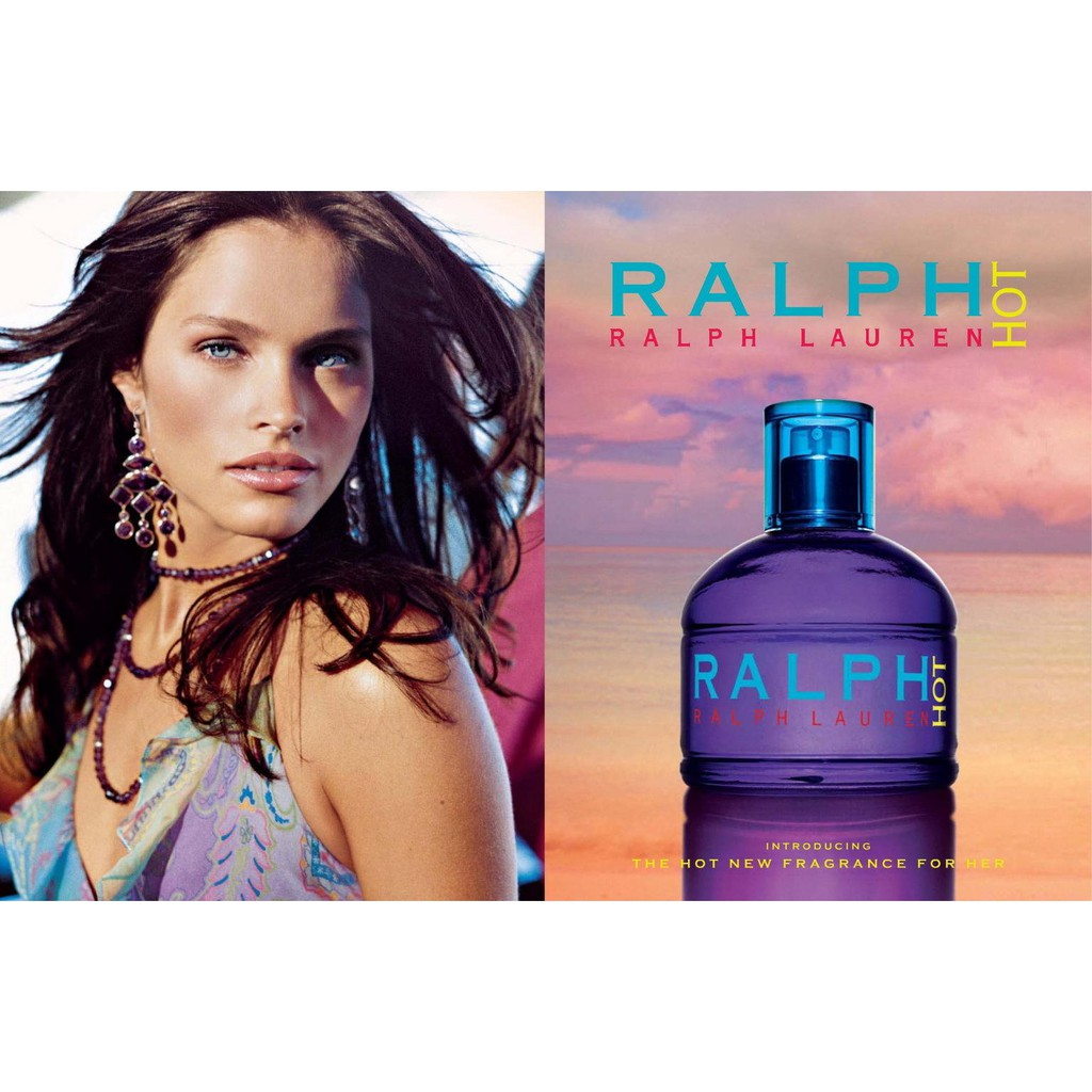 PERFUME RALPH LAUREN RALPH LAUREN ROCKS HOT  100ML perfume women