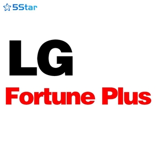Full Coverage Tempered Glass Protector For LG Fortune Plus
