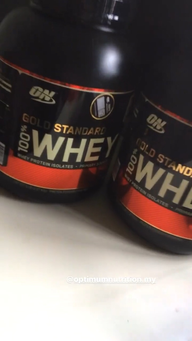 Optimum Nutrition Gold Standard 100% Whey 5lbs - Whey Protein Powder Muscle Building Lean