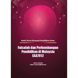 Falsafah Dan Perkembangan Pendidikan Di Malaysia Ebook Version Shopee Malaysia