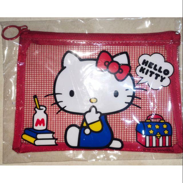 🆕✳💯👍hello kitty zipper bag