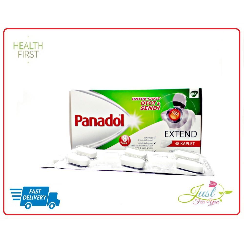 panadol extend 3 strip