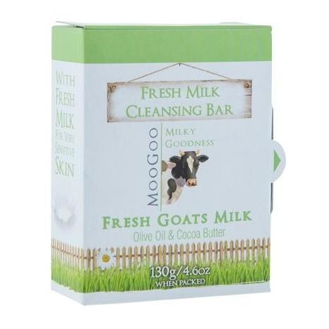 Moo Goo Goat Milk Soap