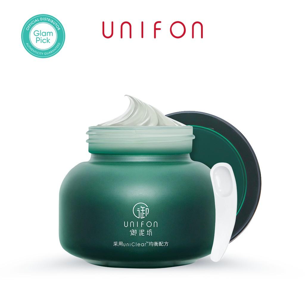 UNIFON Acne Clearing Australian Tea Tree Mud Facial Mask 90ml