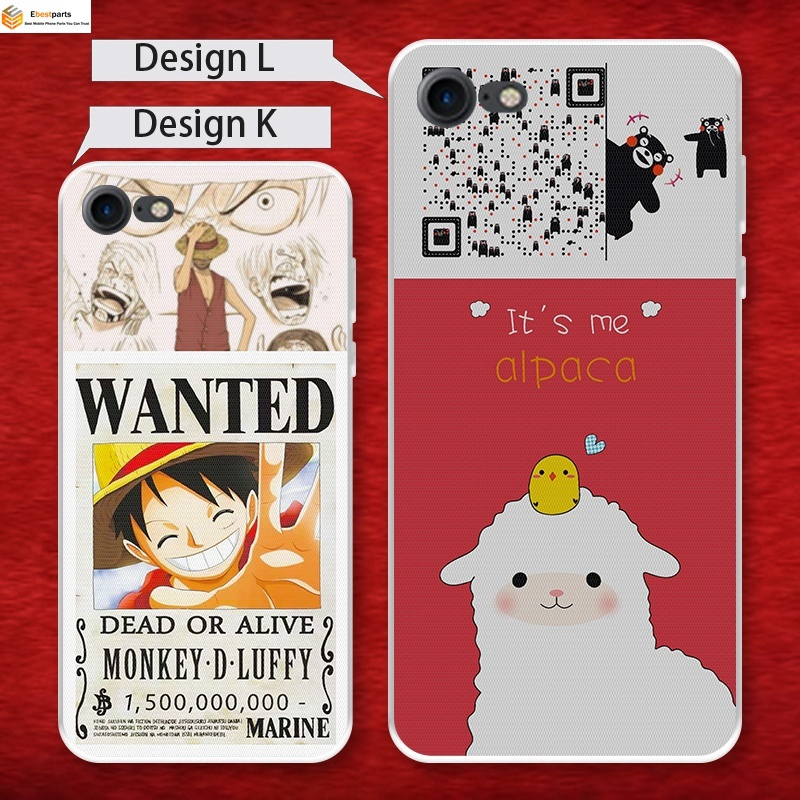 EB-iPhone touch 7 8 5 5S SE 5C 6 6S Plus X XS XR 11 Pro MAX Poster Soft Silicon TPU Case Cover