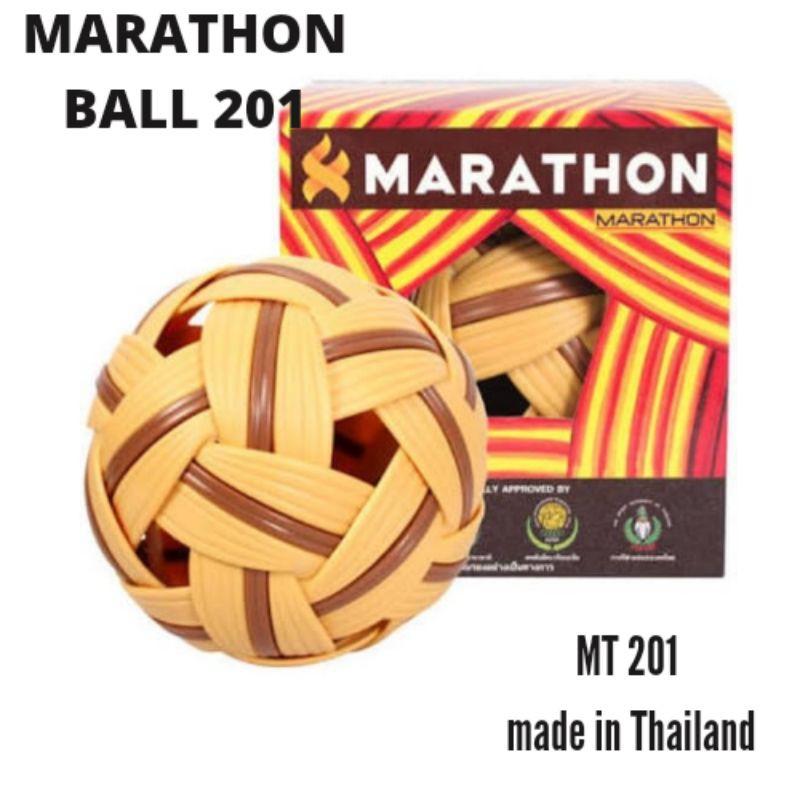 Sepak Takraw Marathon 201