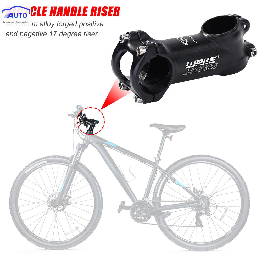 UNO Alloy AL6061 31.8 x 100mm Road Bike Bicycle Cycling 17 Degree Handlebar Stem