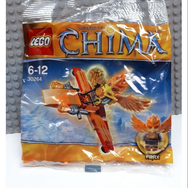 LEGO 30264 Legends of Chima Frax/' Phoenix Flyer Polybag Set NEW /& SEALED