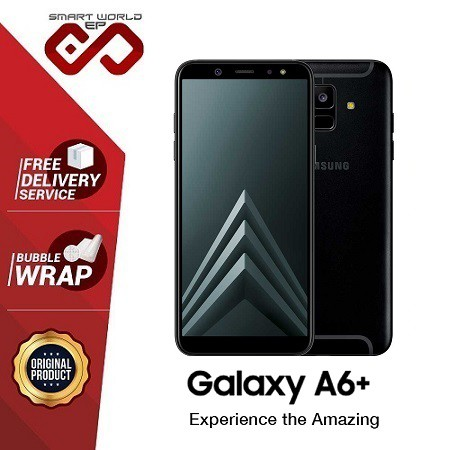 Samsung Galaxy A6 Plus (2018) Price in Malaysia & Specs | TechNave