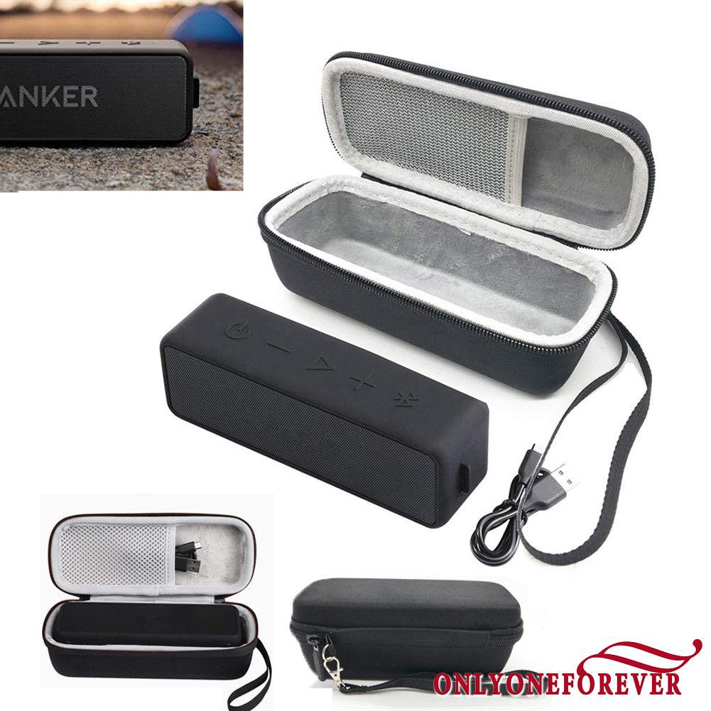 Portable Travel Carrying Hard EVA Case Storage Bag Pouch for Anker SoundCore2