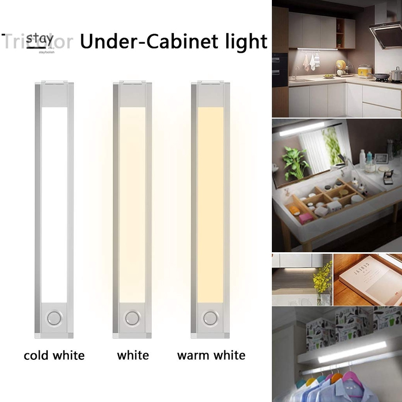 Battery Powered Wireless 20 LED Human Stair Closet for Light Cabinet Magnetic