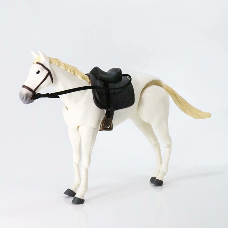 Archetype Horse Ferrite Figma 246 Movable PVC action figure collection