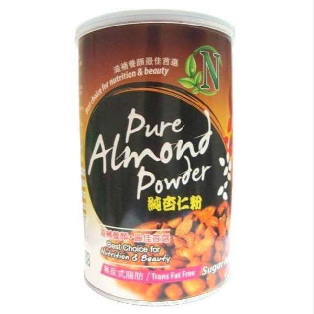 BNC Pure Almond Powder杏仁粉 450gm