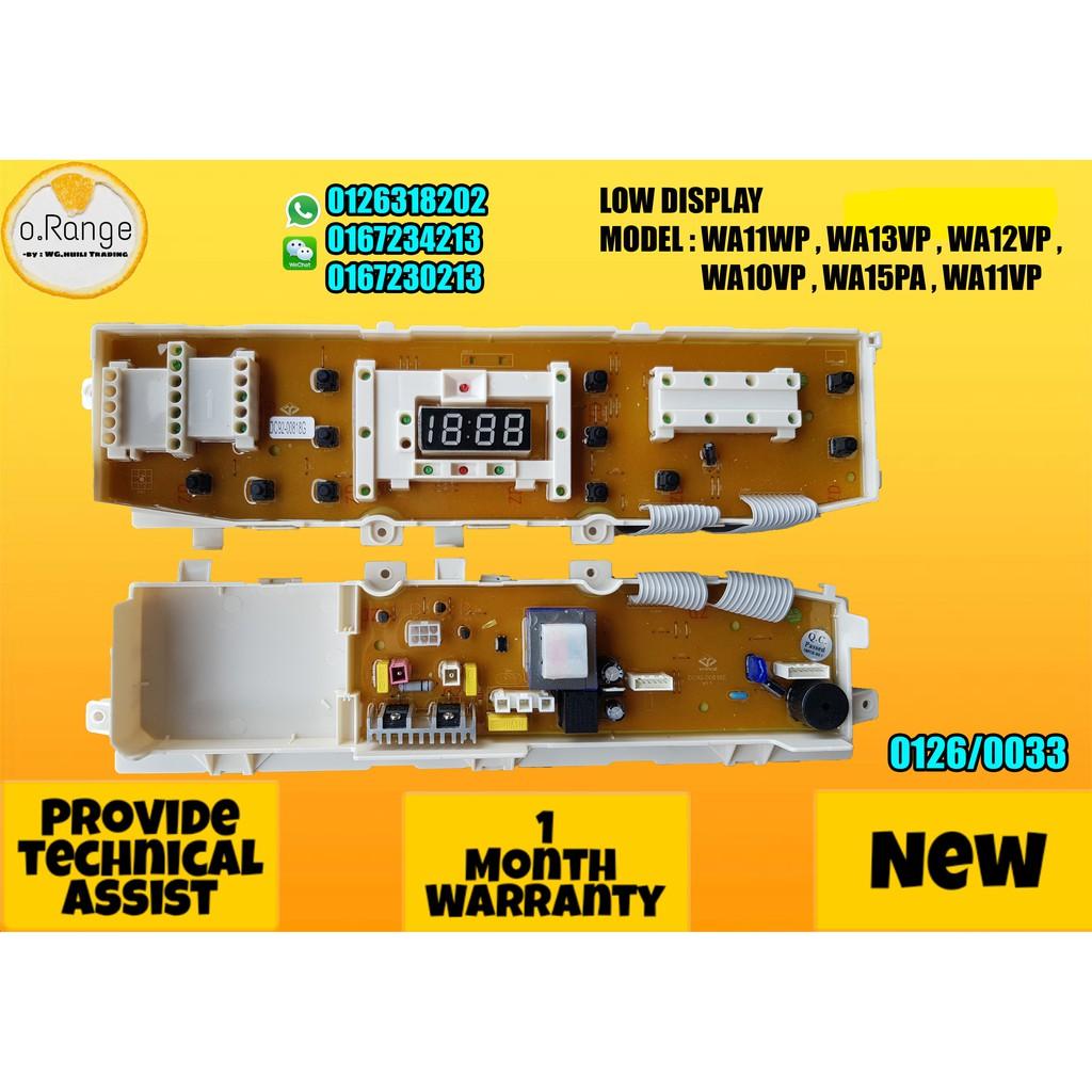 WA11WP , WA13VP , WA12VP , WA10VP , WA15PA , WA11VP Samsung PCB BOARD