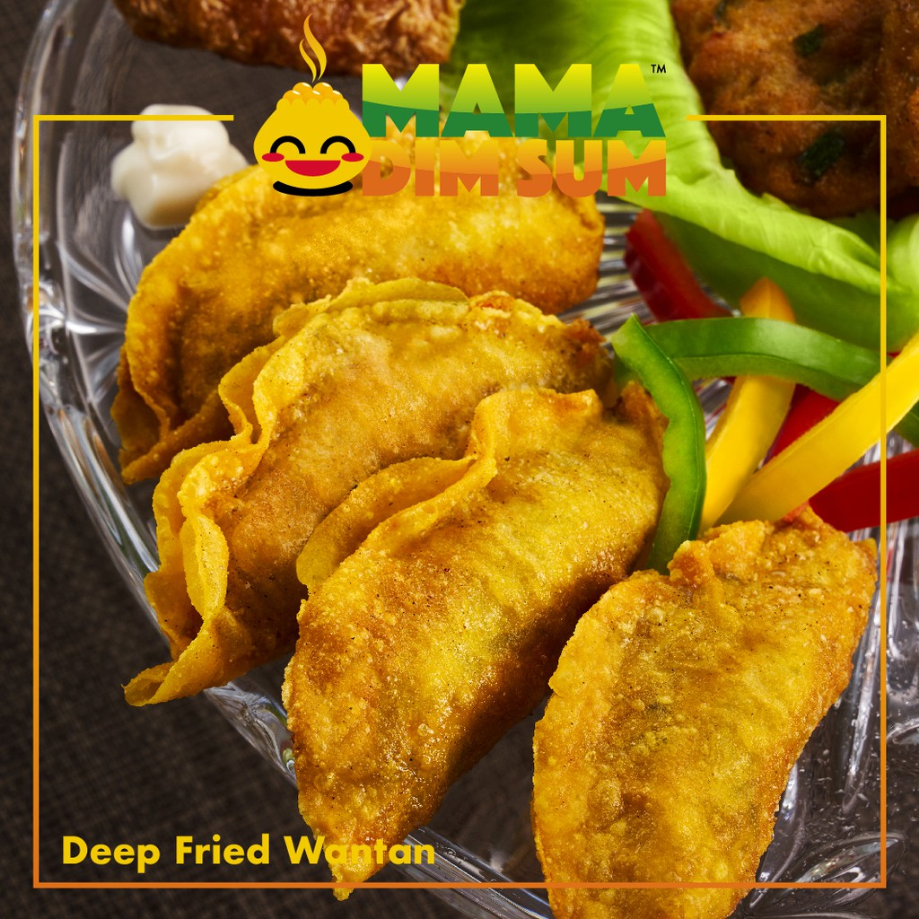 (D069) Deep Fried Wantan Dumpling (10pcs/pack)