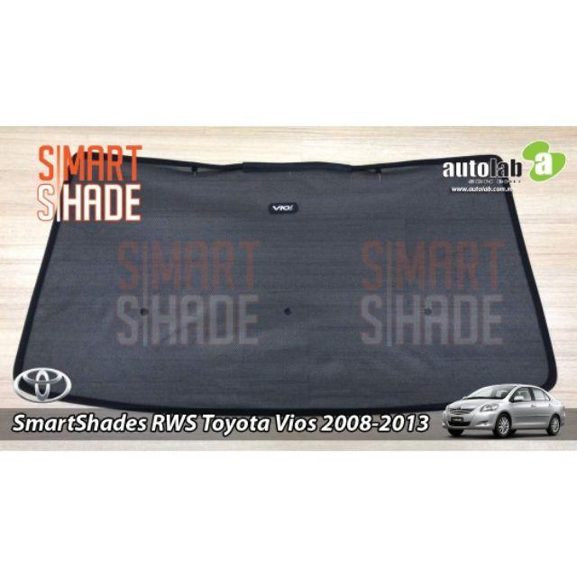 SmartShade Rear Windscreen Shade Toyota Vios 2008-2013