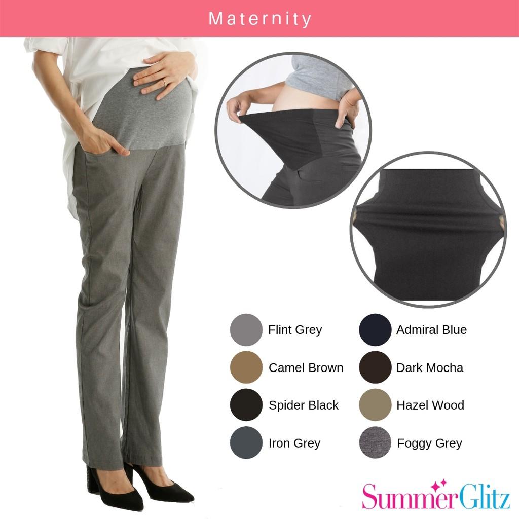 dc157e12cb861 【VIVIAN】Ready stock Korean Fashion Women Lace Maternity dress Korean  short-sleev | Shopee Malaysia