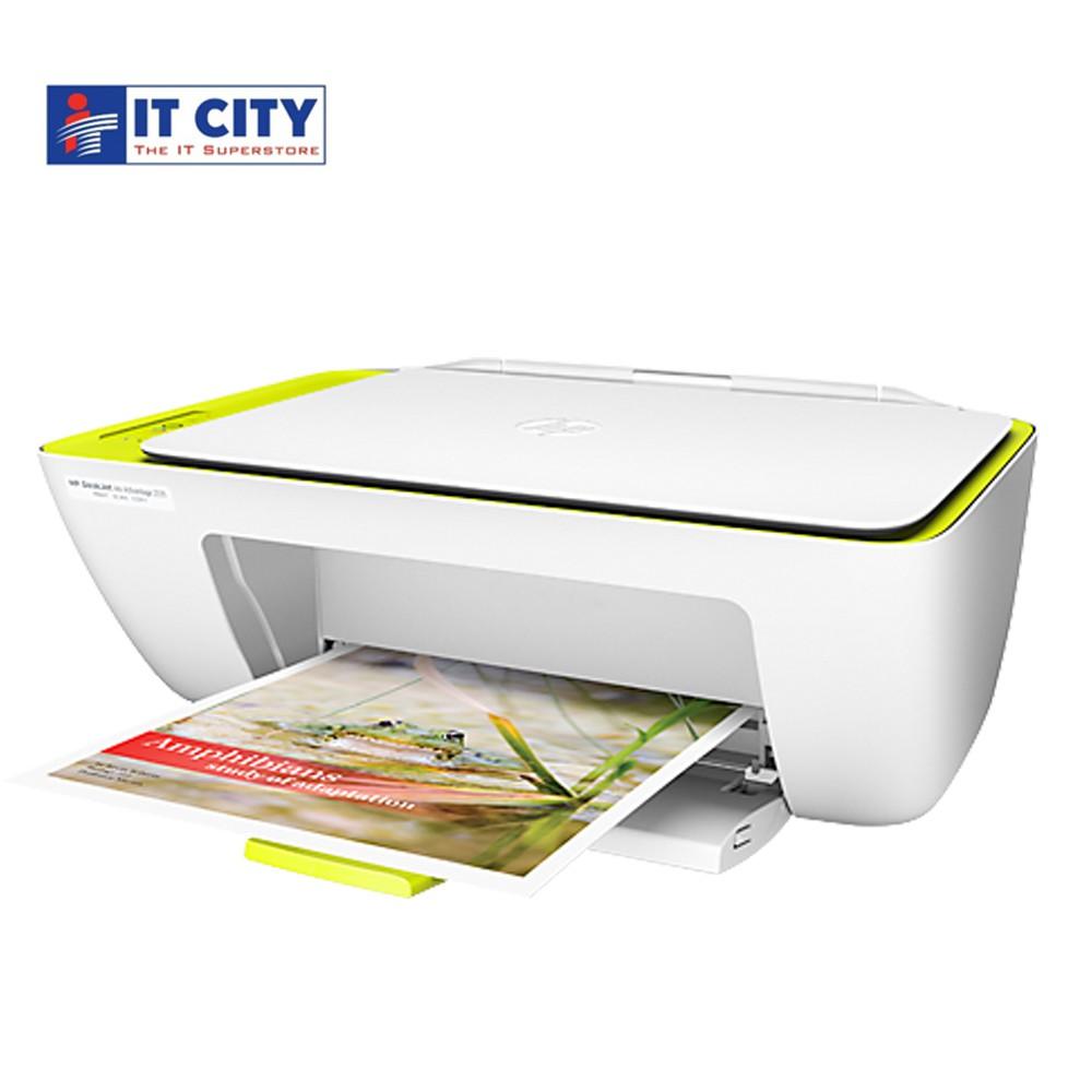 HP Deskjet Ink Advantage 2135 AIO/F5S29B ปริ๊น