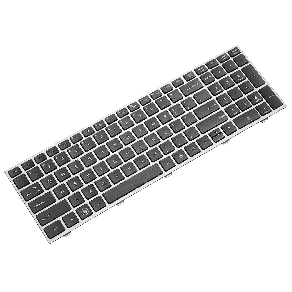 New FOR HP ProBook 4540 4540S 4545 4545S Keyboard Black with Frame 639396-3181