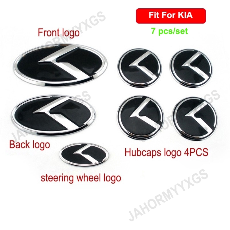 aftermarket decals 60MM ALLOY WHEEL CENTRE HUB CAP to fit FORD BLACK REPLACEMENT X 4 CAPS