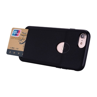 sports shoes 60864 7e394 iPhone 6 / 6s Plus Case Ultra Slim Fit Soft TPU Cover with Card Slot Holder  Case