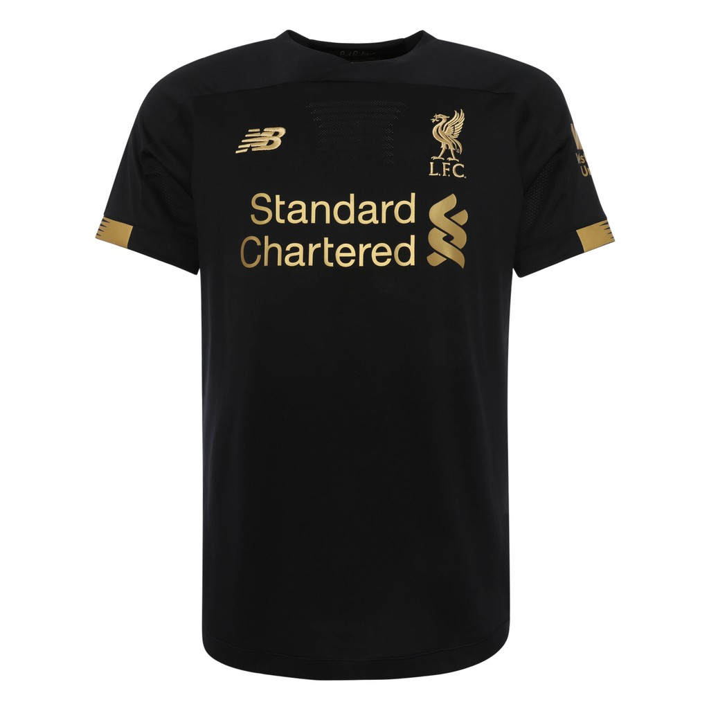 1:1 Copy ori 2019/2020 Liverpool Black GK football soccer kit jersey top qu