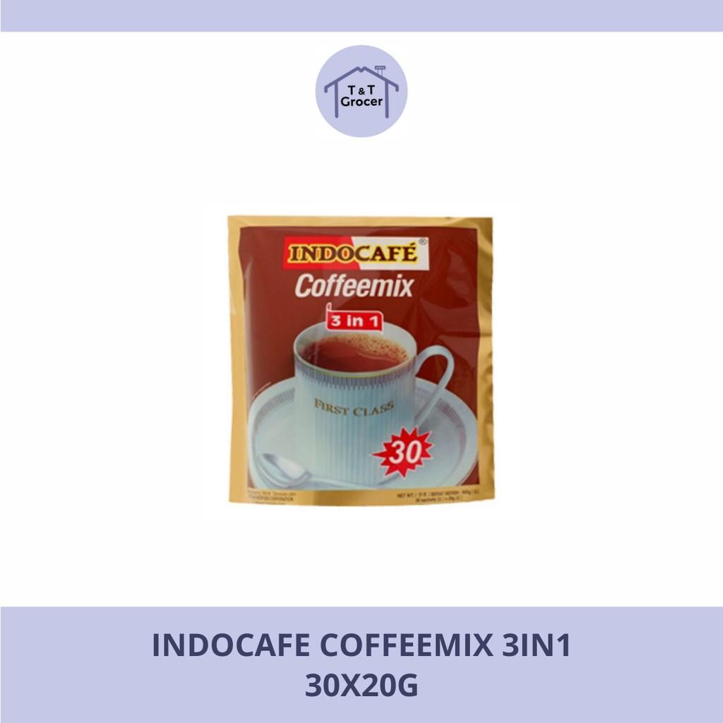 Indocafe Coffeemix 3 In 1 (30x20g/ 100x20g)