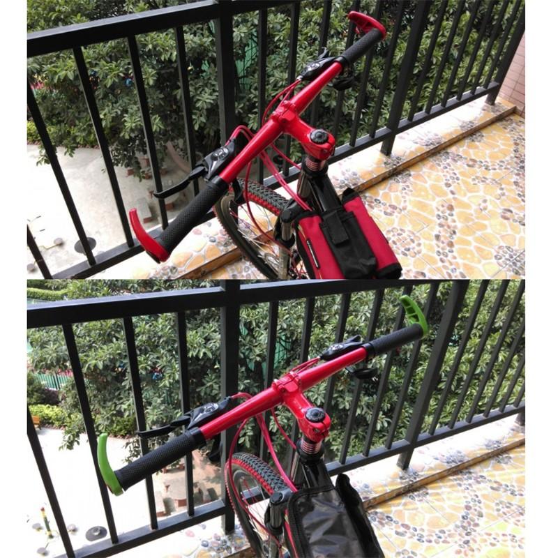 31.8x620mm Aluminum alloy Handlebar Straight MTB Bicycle Riser  Handle Bar x1