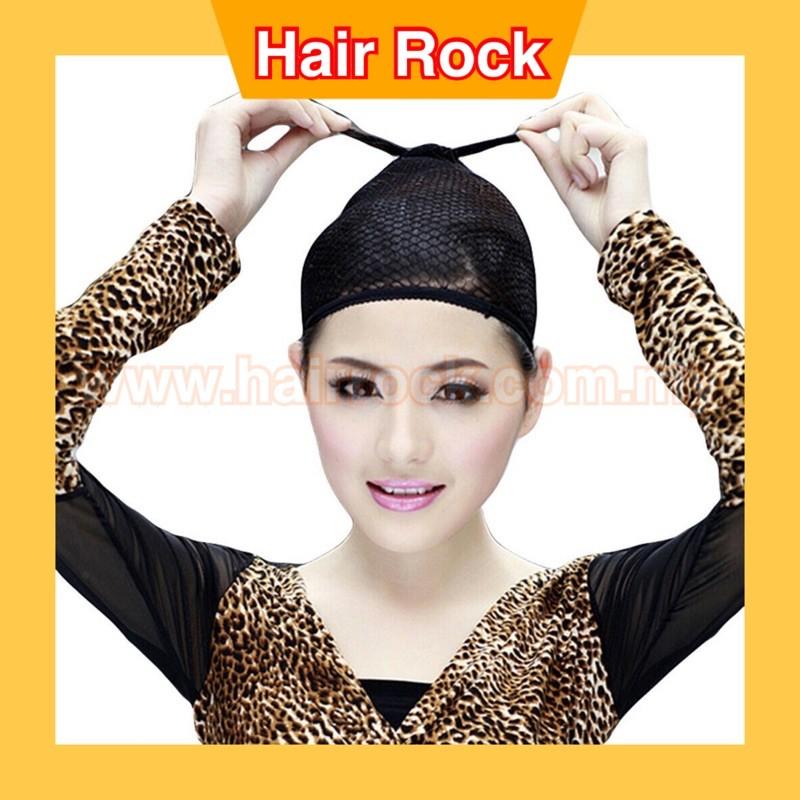 Nylon Wig Cap Weaving Stretchable Hair Net