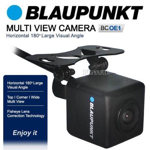 New BLAUPUNKT BC OE1 Multi View Front Rear 180° CMOS Fisheye Lens Reverse  Camera