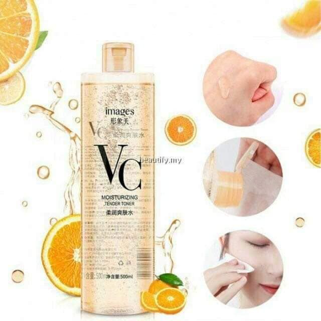 Images VC Moisturizing Tender Toner- 500ml