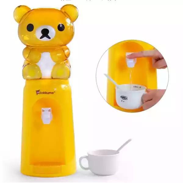 [ READY STOCK ]  Children Kitchen Pretend Toy Mini Water Dispenser Simulation Appliance Jualan Murah Budak Mainan Air Cup