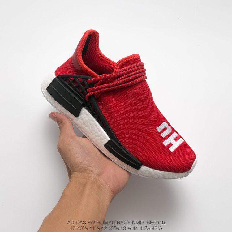 25debbae3b674 Pharrell Williams x Adidas Shoes Originals NMD Human Race