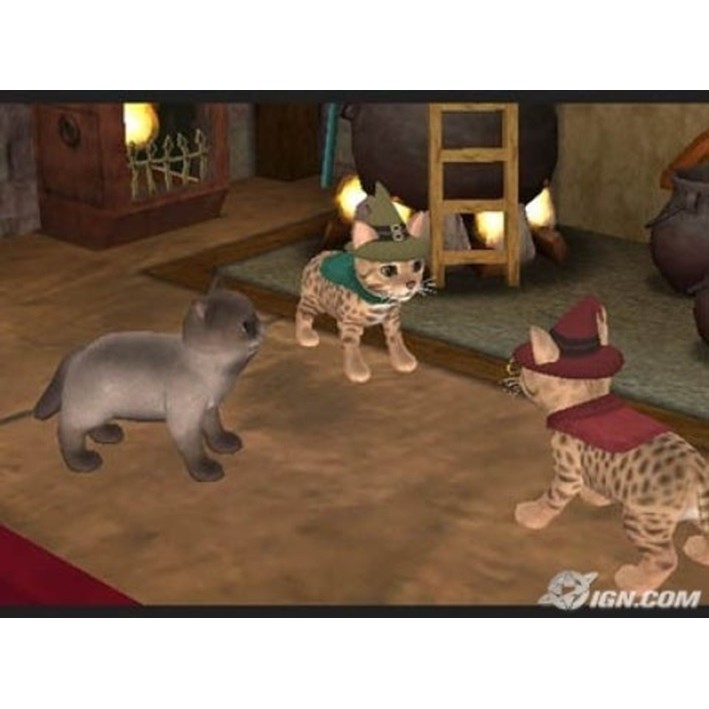 PS2 Game Petz: Catz, Virtual Life Game, English version / PlayStation 2