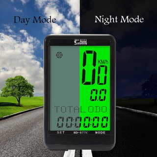 ... Wireless/Wired Bicycle Cycling Speedometer Odometer. like: 1