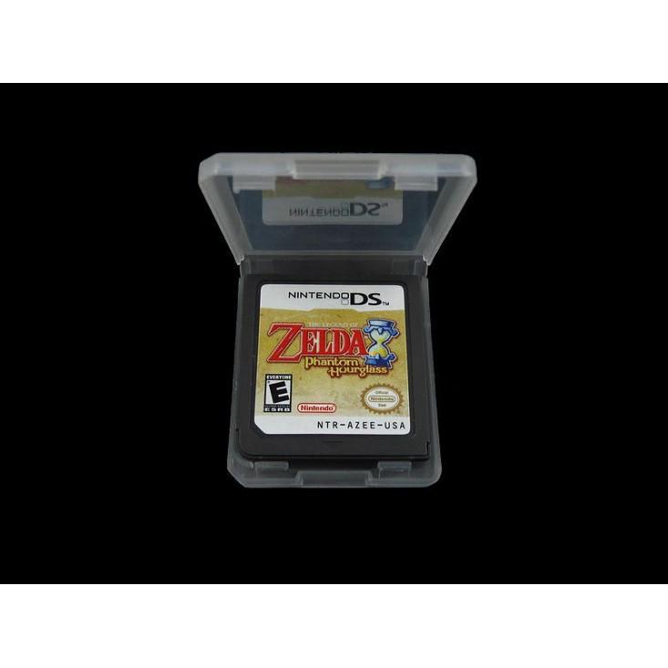 Zelda Phantom Hourglass Nintendo DS Game Cards NDS Lite DSi 2DS 3DS XL a F01