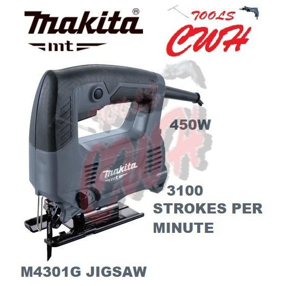 MAKITA M4301G JIGSAW 450W 65mm JIG SAW