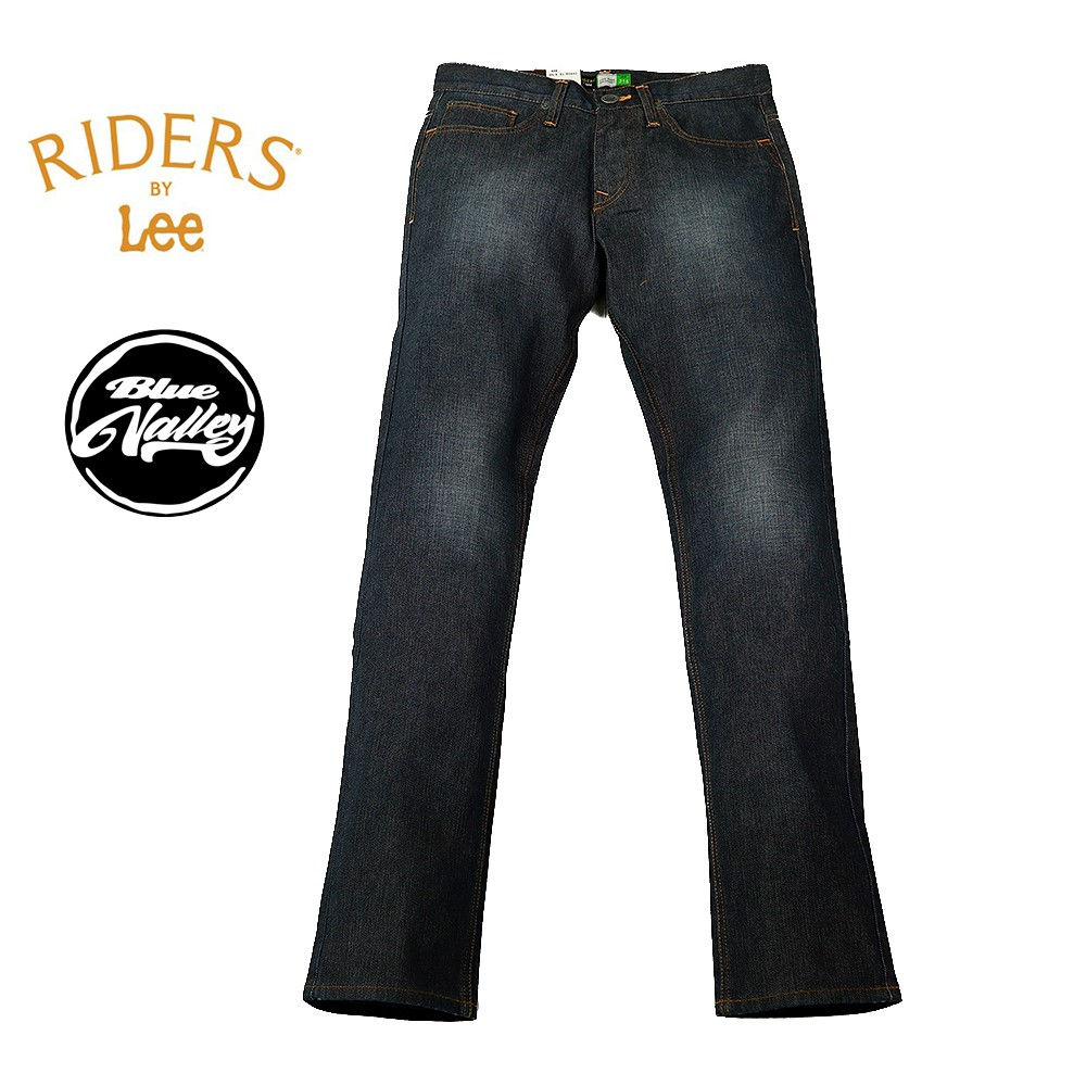 Riders By Lee Low Rise Slim Straight Jeans 315-51071 Blue