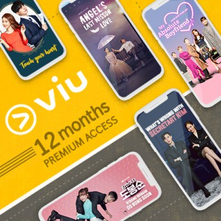 Viu Premium - 1 year