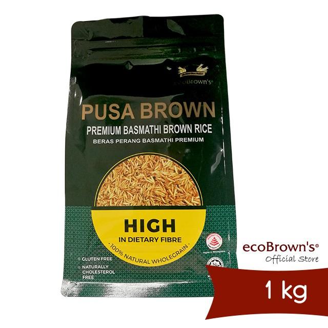 ecoBrown's Pusa Brown 1kg