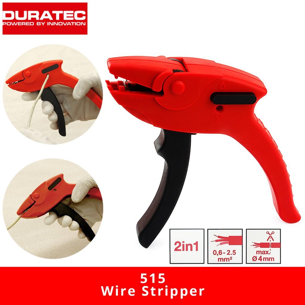 Duratec 515 2 in 1 Wire Stripper