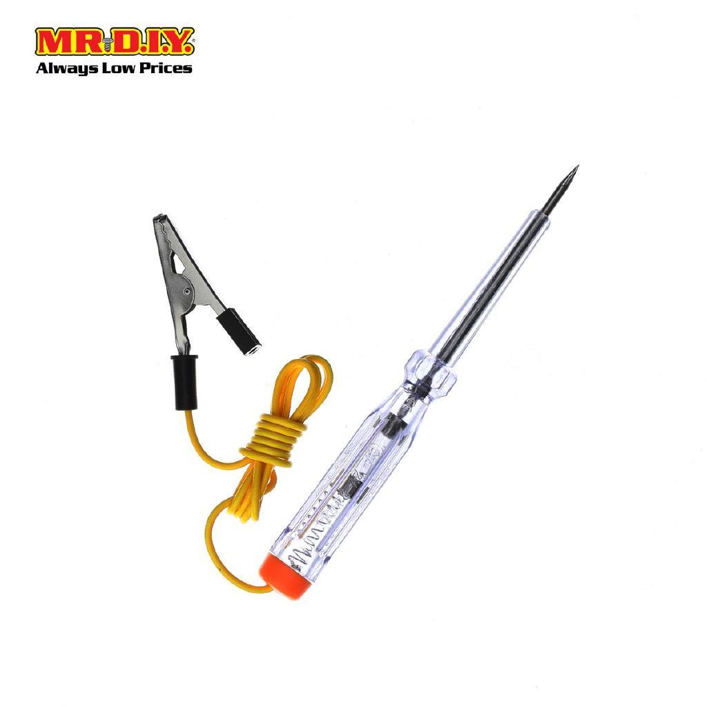 USB Tester Detector Alligator Clamp Crocodile Wire Cable Male Voltage Meter FG