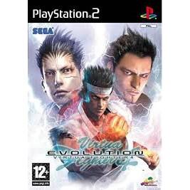 PS2  Virtua Fighter 4 / Virtua Fighter 2 (Sega Ages 2500 Series) [Burning Disk]