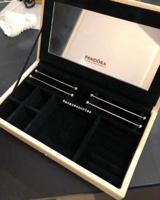 Leather Pandora Jewelry Box Shopee Malaysia