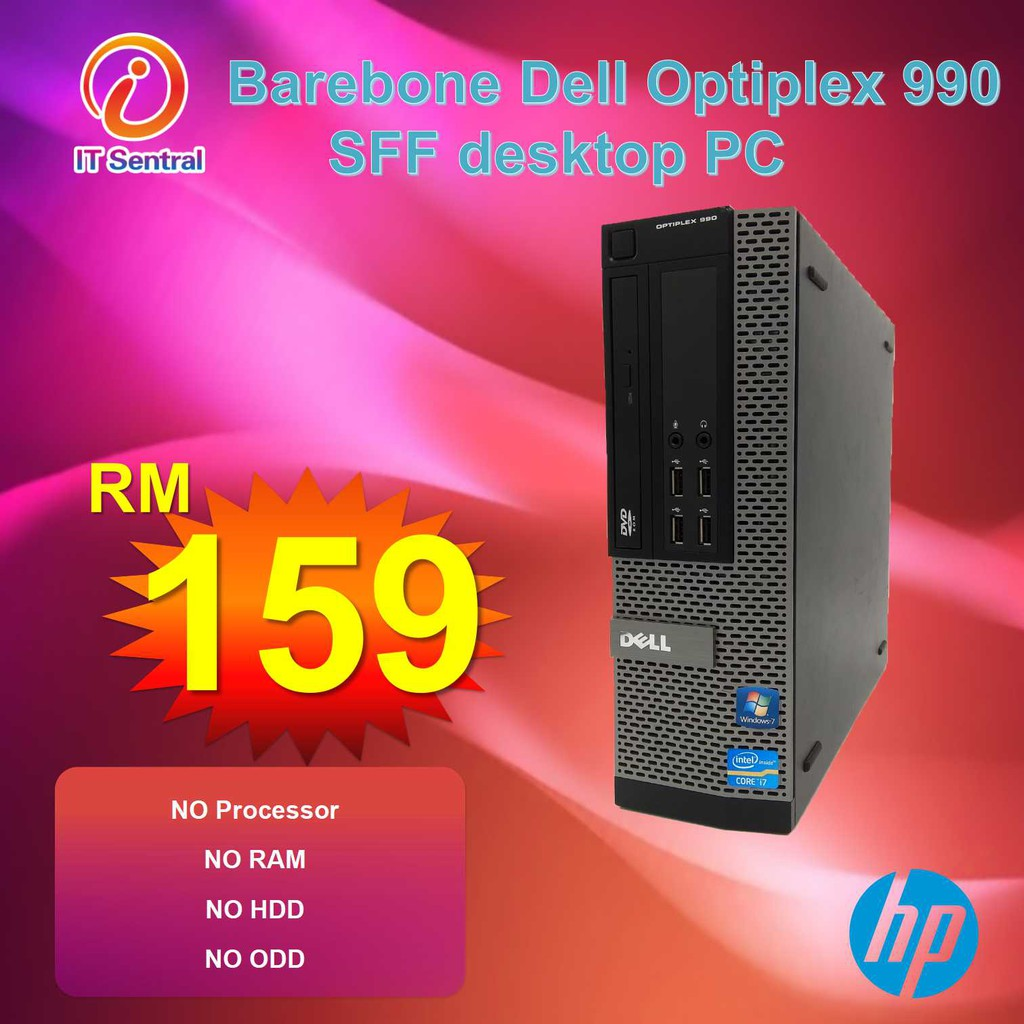 8GB RAM 240GB SSD i5 Dell Optiplex 990 SFF Desktop PC cheap RAM and SSD  upgrade