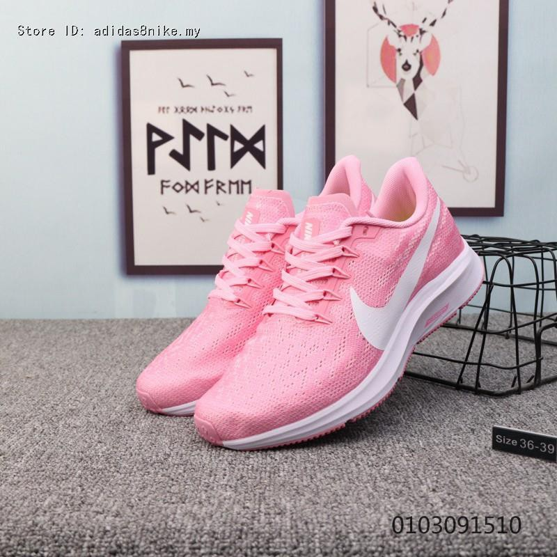 Nike Air Zoom Pegasus 36 Women's Casual Running Shoes Pink size36 39
